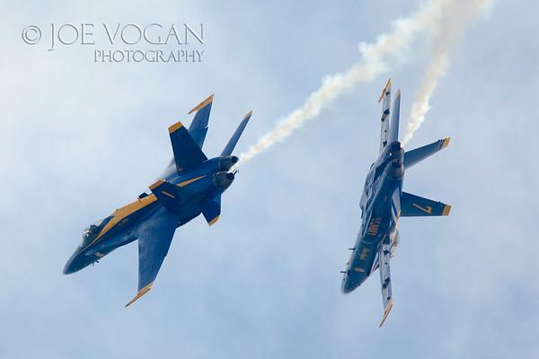 U.S. Navy Blue Angels, Jacksonville Beach, Florida