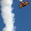 Biplane, Jacksonville Beach Airshow, Florida