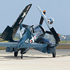 Vought F4U-5NL Corsair, Jacksonville Naval Air Station Air Show, Florida