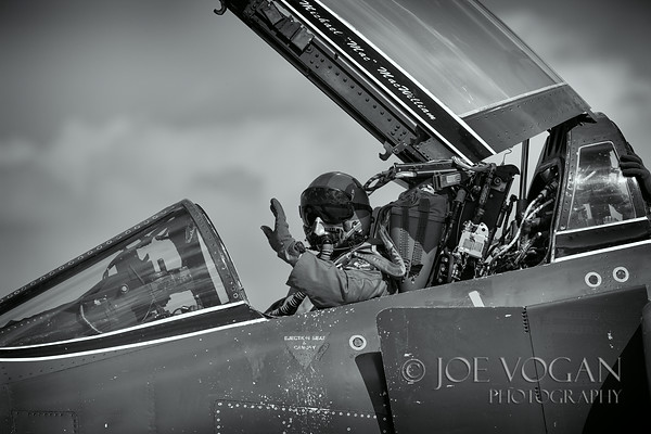 F-4 Phantom II, Air Show, Jacksonville Naval Air Station, Florida