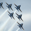 U.S. Navy Blue Angels Flight Demonstration Team, Jacksonville Naval Air Station, Florida