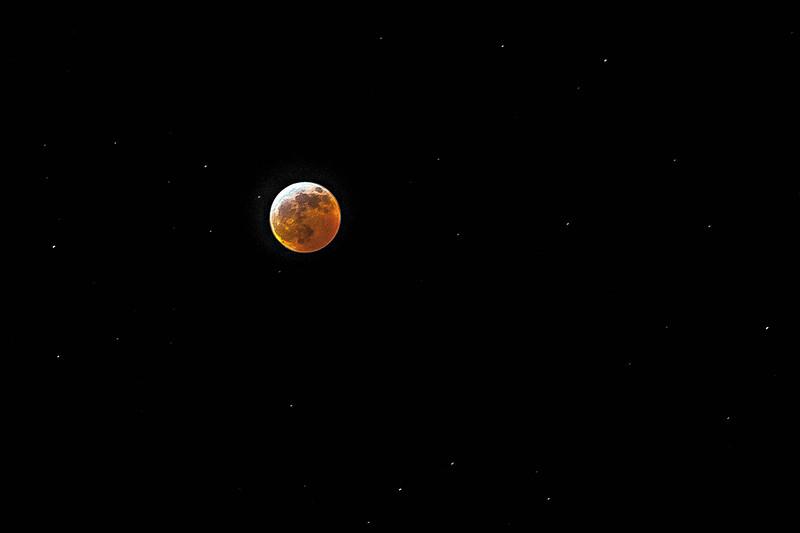 lunar eclipse - 01/20/2019