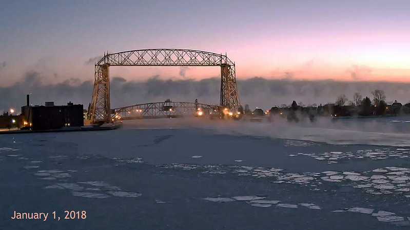 Duluth Sunrise