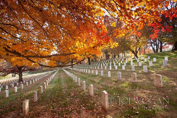 Arlington National Cemetery, Washington, D.C.