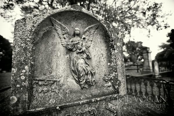 Grave Marker, Magnolia Cemetery, Charleston, South Carolina