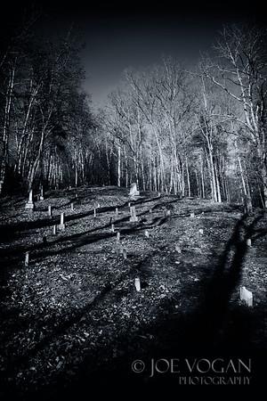 Palmer Methodist Church Cemetery, Cataloochee Valley, Great Smoky Mountains National Park, North Carolina