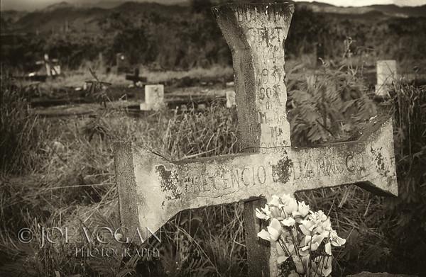 Old Cemetery, Kauai, Hawaii