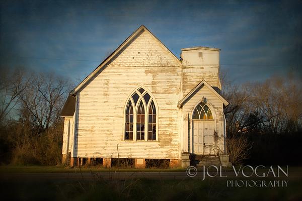 Haven Memorial Methodist Episcopal Church, Waynesboro, Georgia (Burke County)