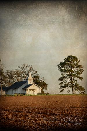 Spring Creek Baptist Church, Cobb County, Georgia