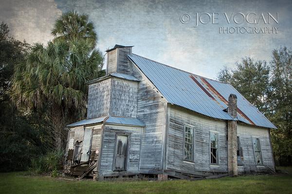 Methodist Church Ruin