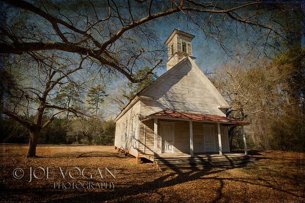 Powelton Methodist Church