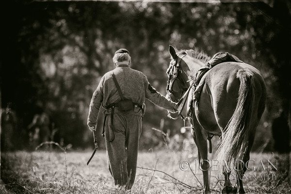 Olustee Civil War Reenactment, Olustee, Florida