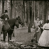 Civilian Camp, Olustee Civil War Reenactment, Olustee, Florida