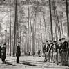 Union Soldiers, Olustee Civil War Reenactment, Olustee, Florida