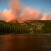 Bear Lake's Hallett Peak #2