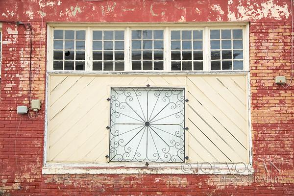 Empty Building, Deland, Florida