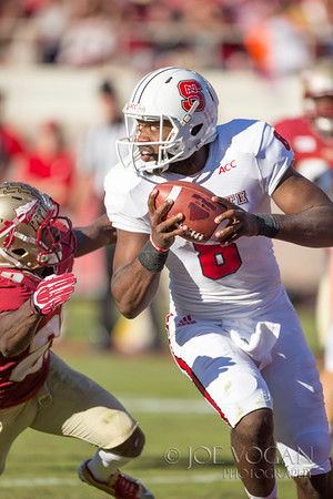 N.C. State  vs. Florida State,  October 26, 2013