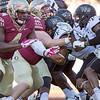 Wake Forest University vs. Florida State University,  October 4, 2014