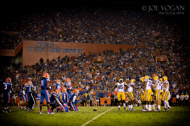 LSU vs. Florida, October 11, 2014