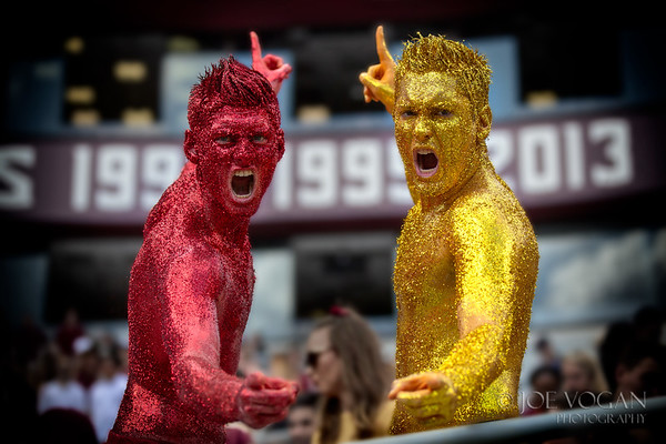 Florida State Seminole fans