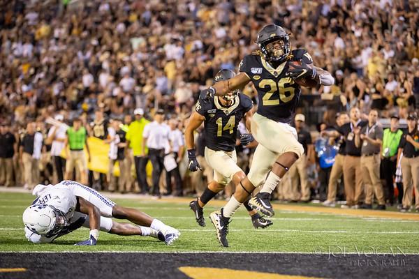 Utah State University vs. Wake Forest University, August 30, 2019