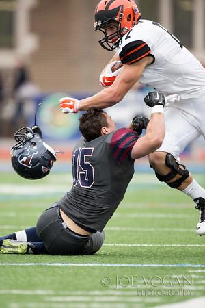Princeton vs. Penn, November 7, 2015