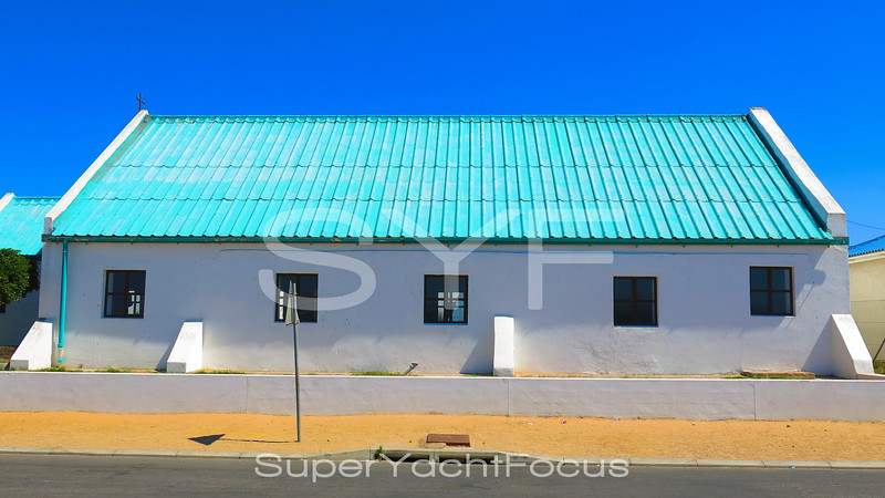 Church, Paternoster, South Africa