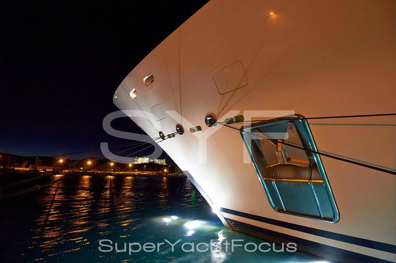 superyacht lighting