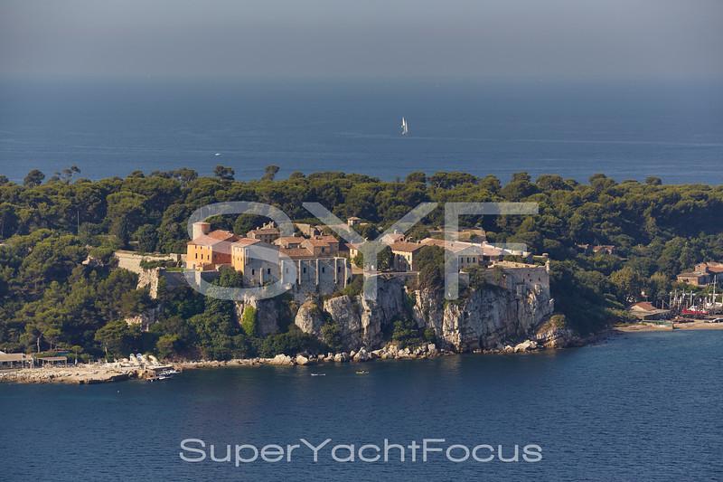 Ile Saint-Marguerite,Cannes,France