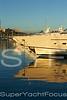 Yachts in Port Vauban, Antibes