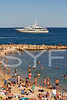 Global off Antibes beach