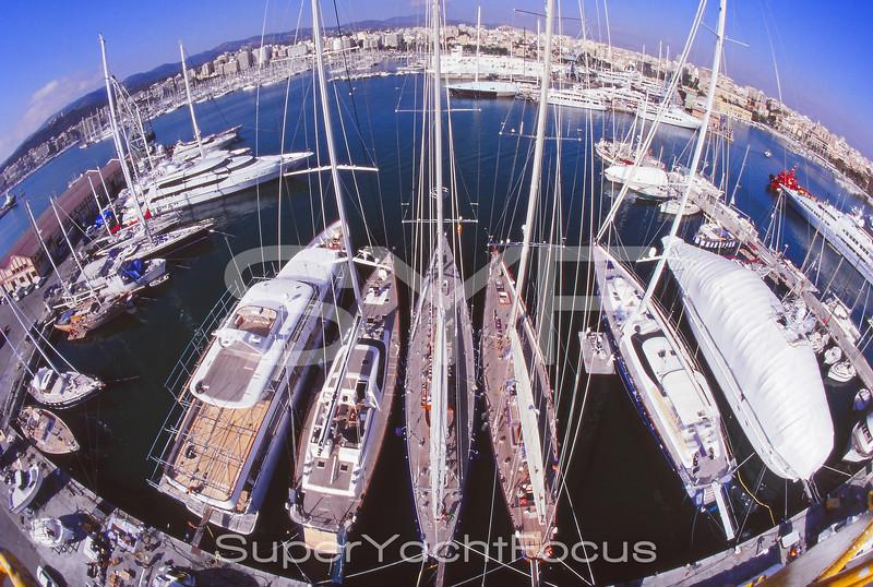STP boatyard, Palma