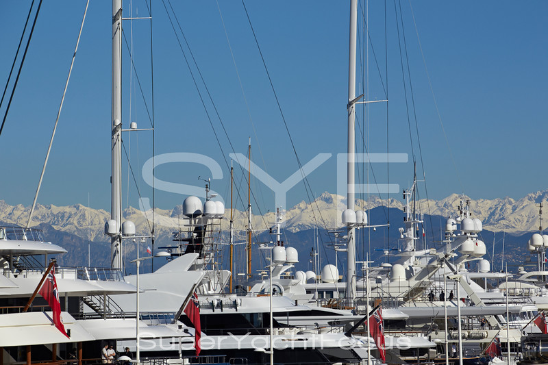 Superyachts,Antibes