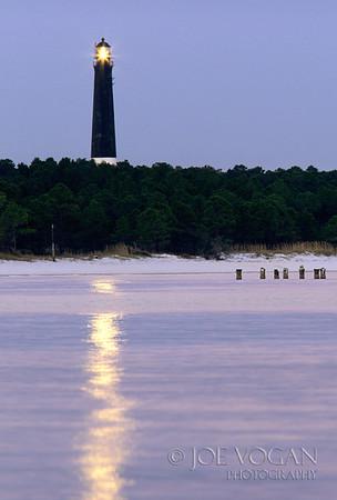 Pensacola Lighthouse, Naval Air Station, Pensacola, Florida