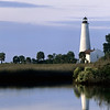 Lighthouse, St. Mark's National Wildlife Refuge, Florida
