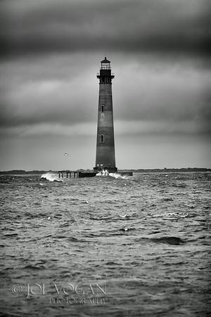 Morris Island Lighthouse, Morris Island, South Carolina