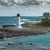 Lighthouse, New Providence Island, Bahamas