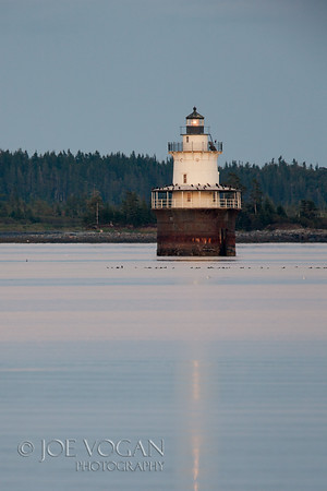 Lubec Channel Lighthouse, Lubec, Maine