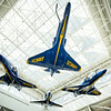 Navy Blue Angels Jets