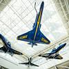 Navy Blue Angels Jets