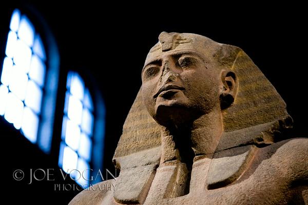 Ramesses II Sculpture