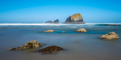 Rocks at Indian Beach; May 26, 2017; Ecola State Park, Clatsop County, Oregon