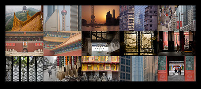China Collage 2