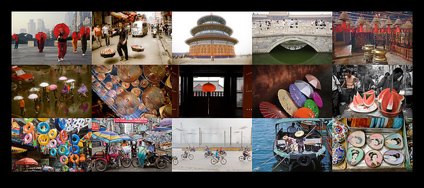 China Collage 1