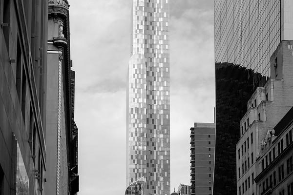 New York 1848bw