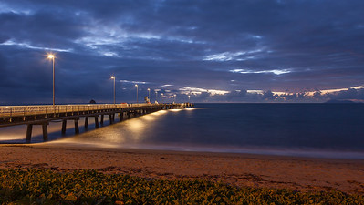 PreDawn Palm Cove Pier 2273