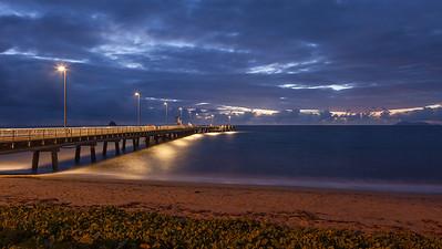 PreDawn Palm Cove Pier 2273