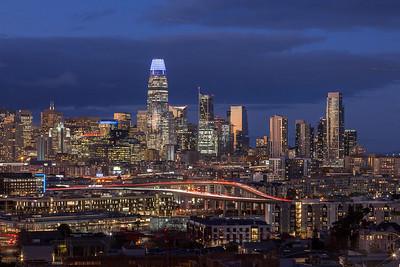 San Francisco Lights 8109