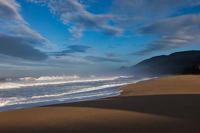 Montara Beach & Clouds 6049