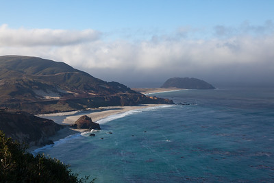 Little Sur Beach & Pt Sur 5412